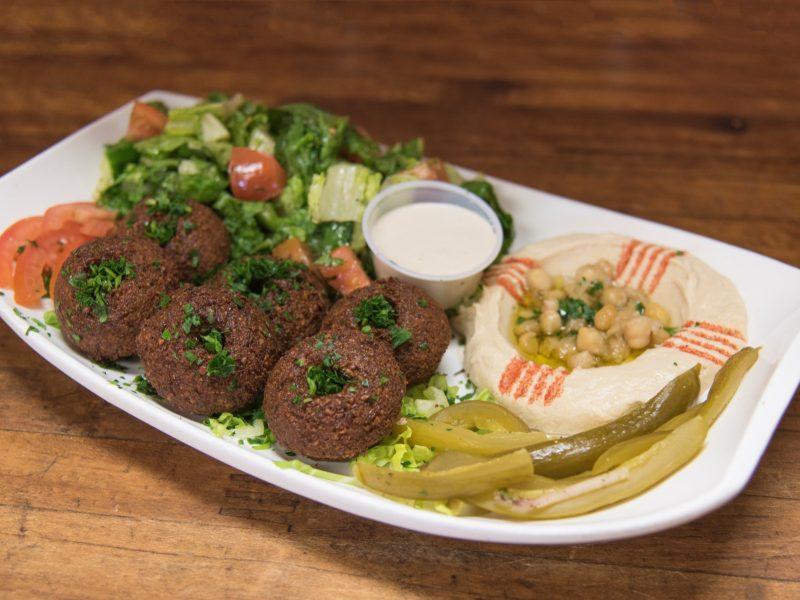 Falafel (6 Pieces)