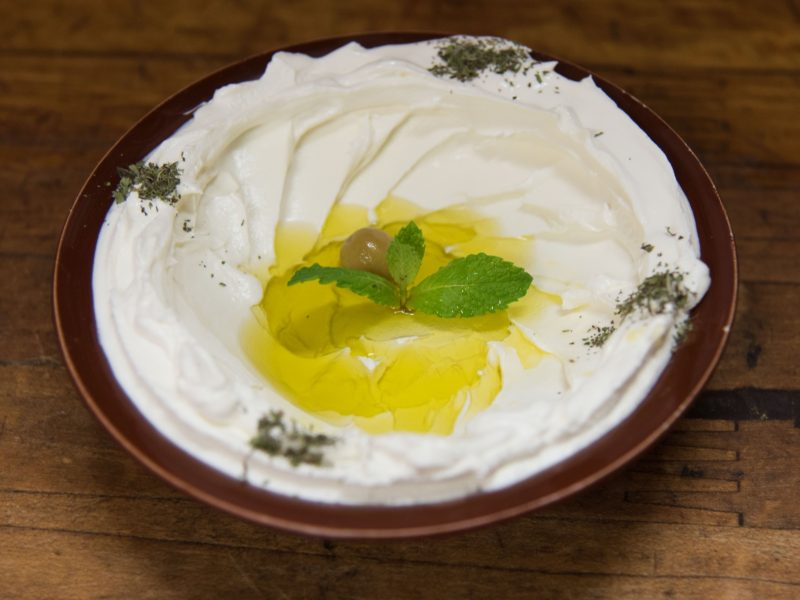 Labneh Plate